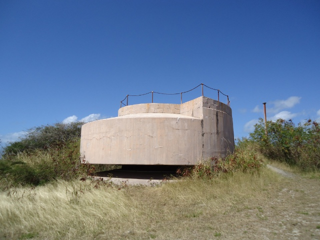 On 19 June 1944, the U.S. Department of Defense acquired Water Island from the East Asiatic Company (West Indian Company) thru condemnation proceedings (eminent domain) for $10,000 for the explicit purpose of establishing a coastal defense installation on the island. The military facility on Water Island was named Fort Segarra in honor of Lieutenant Colonel Rafael Angel Segarra (from Puerto Rico) a highly decorated WW I veteran.