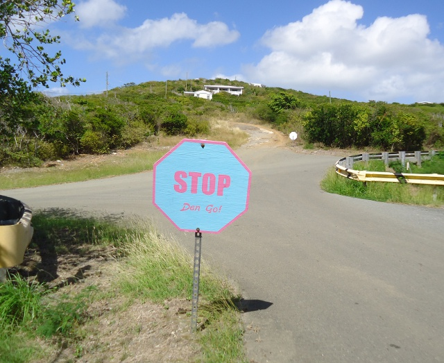 just in case you are not sure what to do after you stop :-)