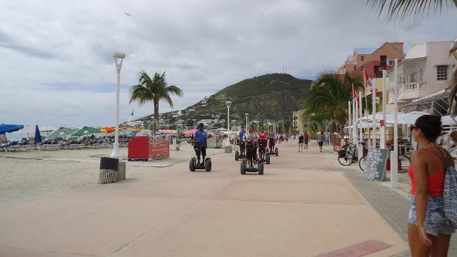 Get out of the way...Segway Tour coming through!