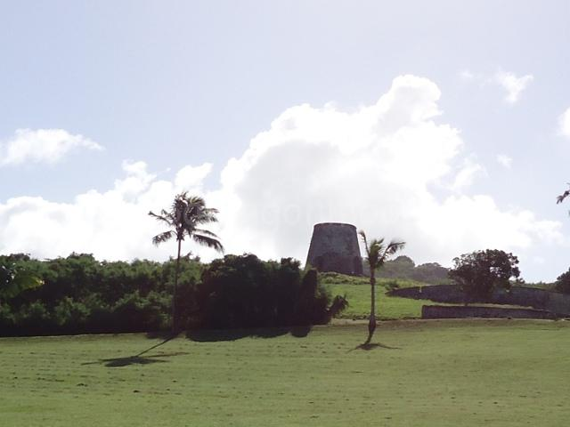 There are dozens of historic sugar mills dotting the landscape of St. Croix. Many of these mills were constructed between 1750 and 1800 when, while under Danish rule, St. Croix was one of the richest sugar producing islands in all of the Caribbean. These picturesque mills and remaining sugar plantation ruins now serve as reminders of the heritage of the island when 'sugar was king' and St. Croix was known as 'The Garden of the West Indies', with more than 200 sugar plantations.